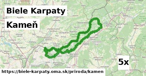 ilustračný obrázok k Kameň, Biele Karpaty