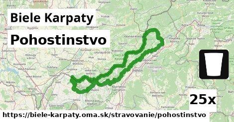 ilustračný obrázok k Pohostinstvo, Biele Karpaty