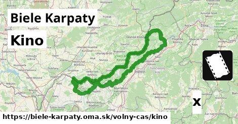 ilustračný obrázok k Kino, Biele Karpaty