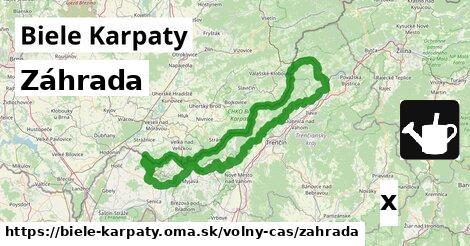 ilustračný obrázok k Záhrada, Biele Karpaty