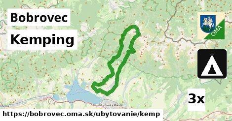 kemping v Bobrovec