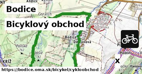 bicyklový obchod v Bodice