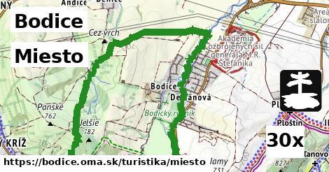 ilustračný obrázok k Miesto, Bodice