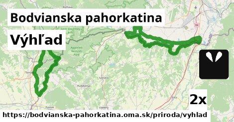ilustračný obrázok k Výhľad, Bodvianska pahorkatina