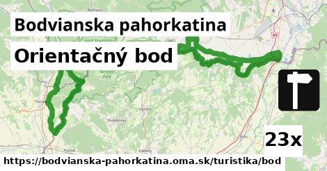 ilustračný obrázok k Orientačný bod, Bodvianska pahorkatina