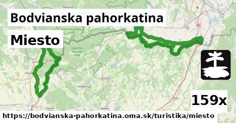 ilustračný obrázok k Miesto, Bodvianska pahorkatina