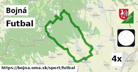 futbal v Bojná