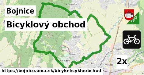 Bicyklový obchod, Bojnice