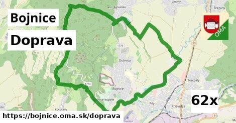 doprava v Bojnice