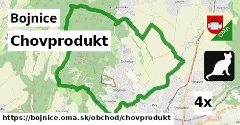 Chovprodukt, Bojnice