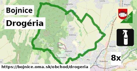 Drogéria, Bojnice