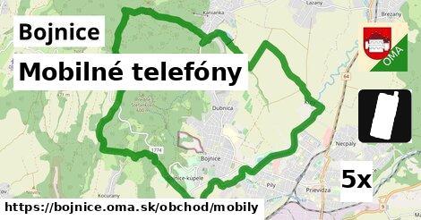 Mobilné telefóny, Bojnice