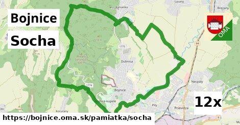 Socha, Bojnice