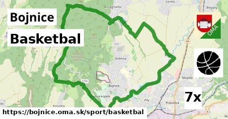 ilustračný obrázok k Basketbal, Bojnice