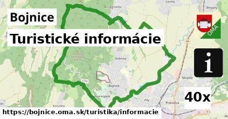 ilustračný obrázok k Turistické informácie, Bojnice