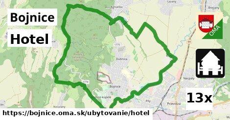 Hotel, Bojnice