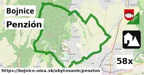 Penzión, Bojnice