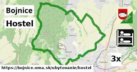 hostel v Bojnice