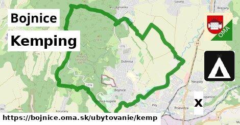 kemping v Bojnice