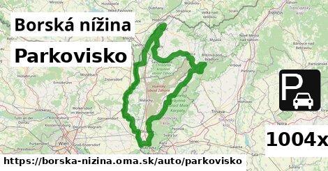 ilustračný obrázok k Parkovisko, Borská nížina