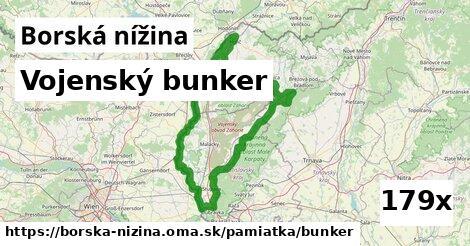 ilustračný obrázok k Vojenský bunker, Borská nížina