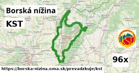 ilustračný obrázok k KST, Borská nížina