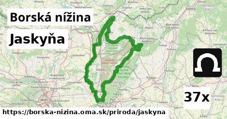 ilustračný obrázok k Jaskyňa, Borská nížina