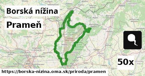 ilustračný obrázok k Prameň, Borská nížina