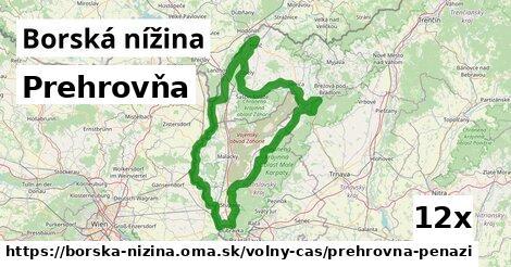 ilustračný obrázok k Prehrovňa, Borská nížina