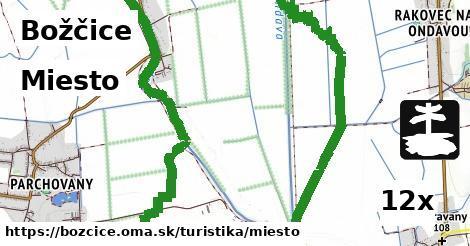 ilustračný obrázok k Miesto, Božčice