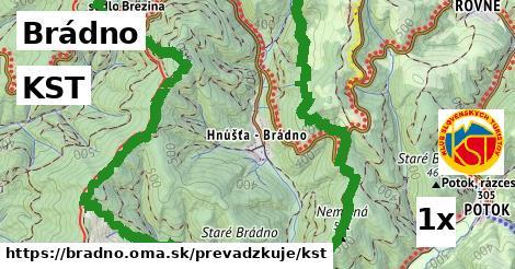 KST v Brádno