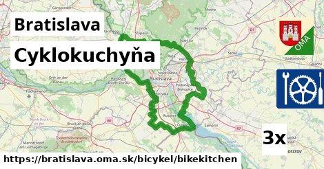 cyklokuchyňa v Bratislava