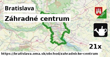 Záhradné centrum, Bratislava