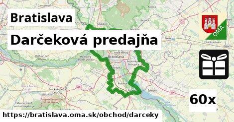 ilustračný obrázok k Darčeková predajňa, Bratislava