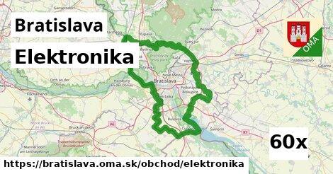 ilustračný obrázok k Elektronika, Bratislava