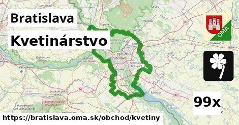 ilustračný obrázok k Kvetinárstvo, Bratislava