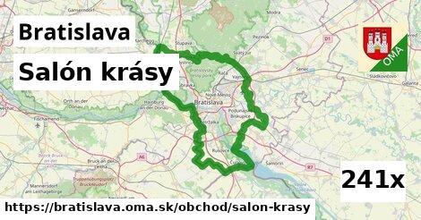 salón krásy v Bratislava