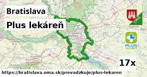 Plus lekáreň v Bratislava