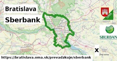 Sberbank v Bratislava