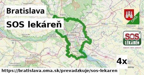 SOS lekáreň v Bratislava