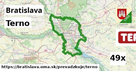Terno v Bratislava