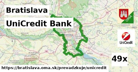 UniCredit Bank v Bratislava