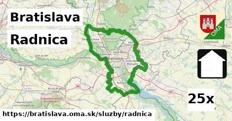 Radnica, Bratislava