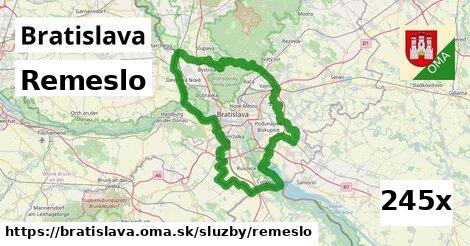 remeslo v Bratislava