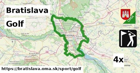 ilustračný obrázok k Golf, Bratislava