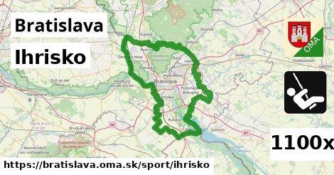 ihrisko v Bratislava