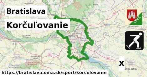 ilustračný obrázok k Korčuľovanie, Bratislava