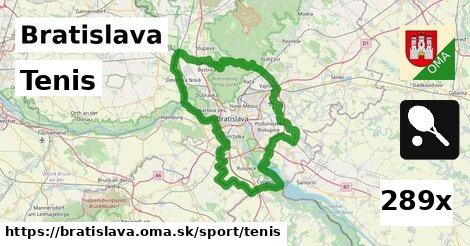 ilustračný obrázok k Tenis, Bratislava