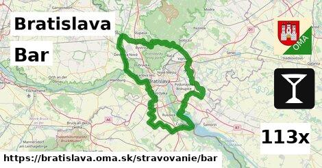 Bar, Bratislava