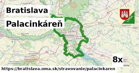 palacinkáreň v Bratislava